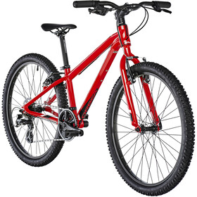 ORBEA MX Dirt 24'' Niños, red/white